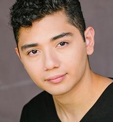 Rudy Giron, counter tenor